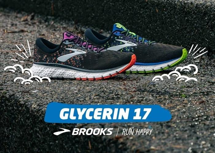 Brooks Running Glycerin 17 Running Shoes