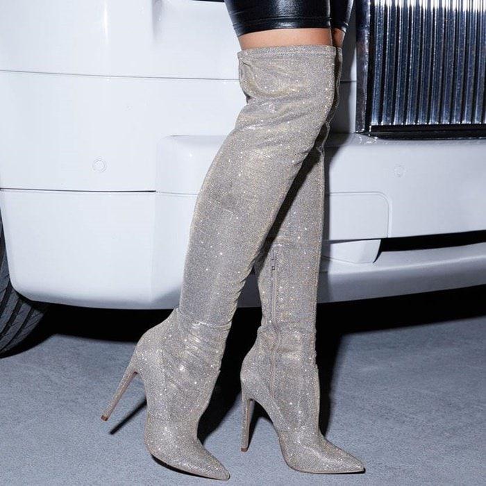 Ensley Stiletto Heeled Boots