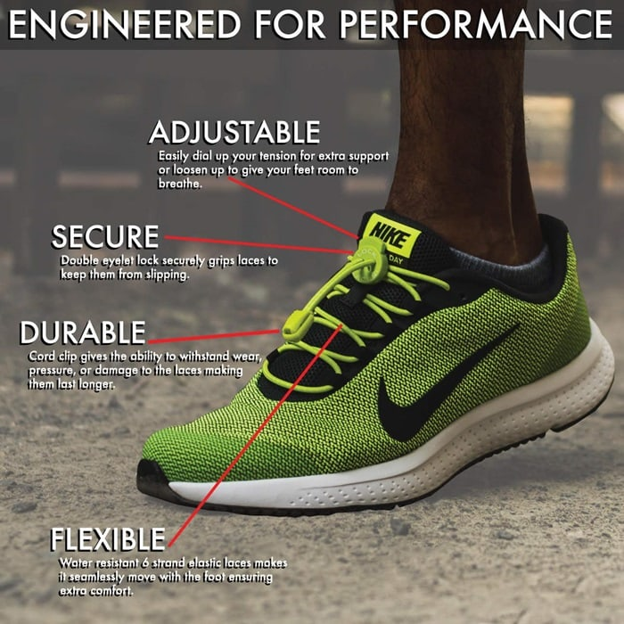 Conforming to your foot for a custom fit, the added compression reduces pressure points and relieves foot pain