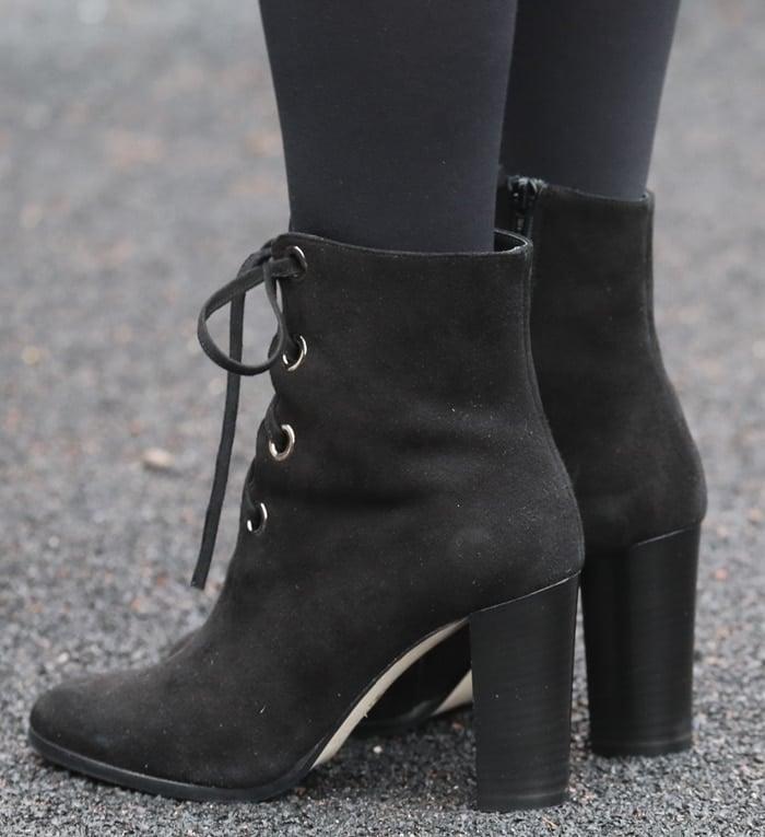 Kate Middleton'sL.K. Bennett Marissa ankle boots