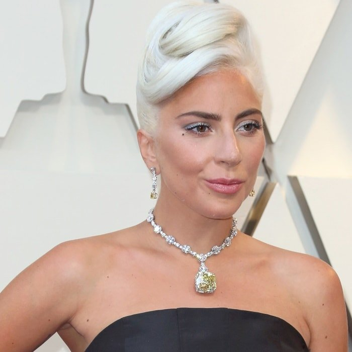Lady Gaga is just one of three women who've worn the 128.54-carat Tiffany & Co diamond