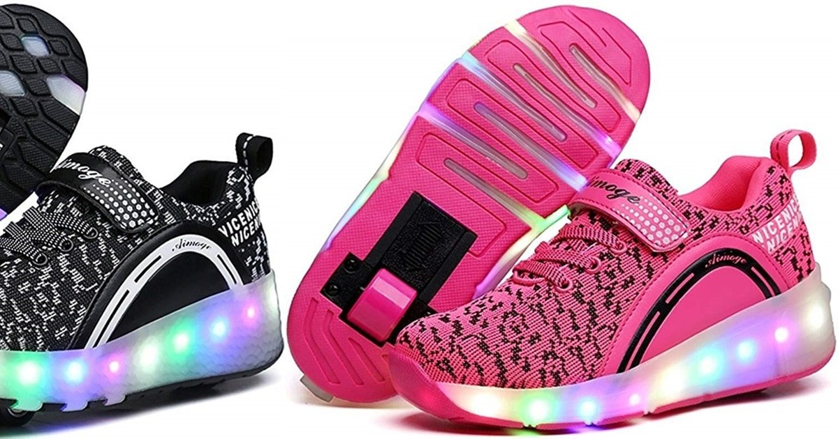 a035b710b66d9 10 Best Light Up LED Shoes for Adults in 2019