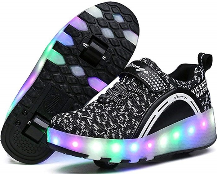 Light Up Roller Shoes for Adults