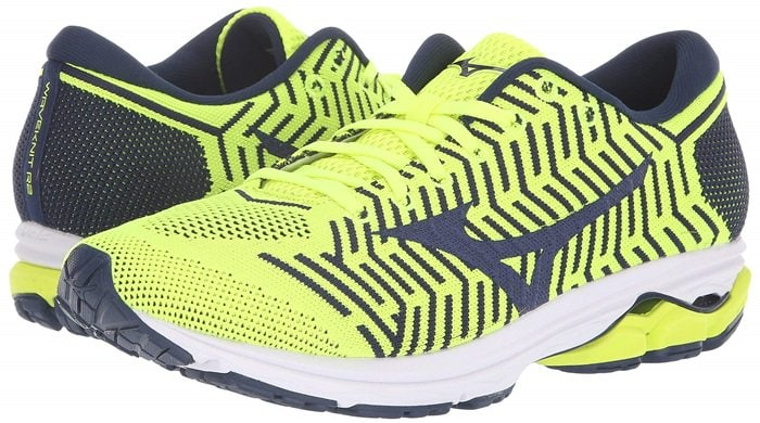 Mizuno Wave Rider 22 Knit Running Shoes
