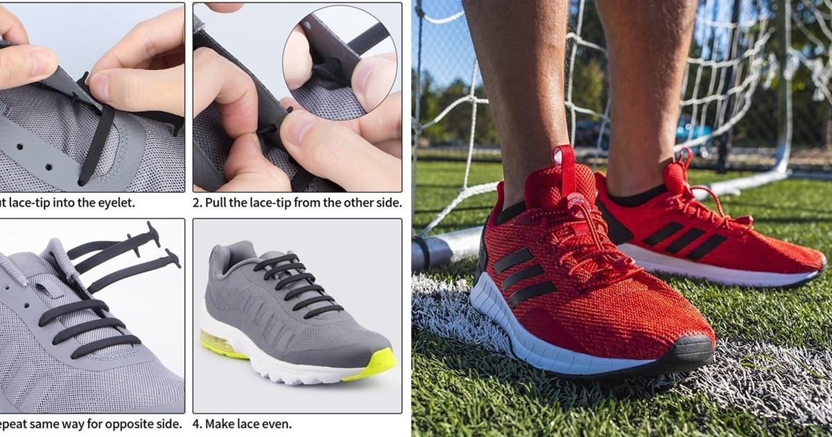 4 Best No Tie Shoelaces: Elastic