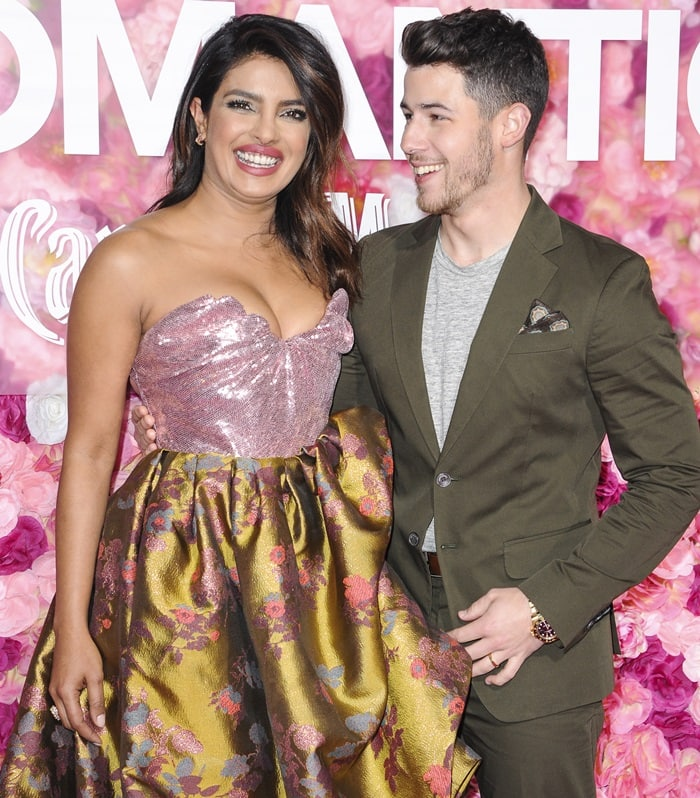 Nick Jonas and Priyanka Chopra Jonas married in December 2018 at Umaid Bhawan Palace, Jodhpur in traditional Hindu and Christian ceremonies