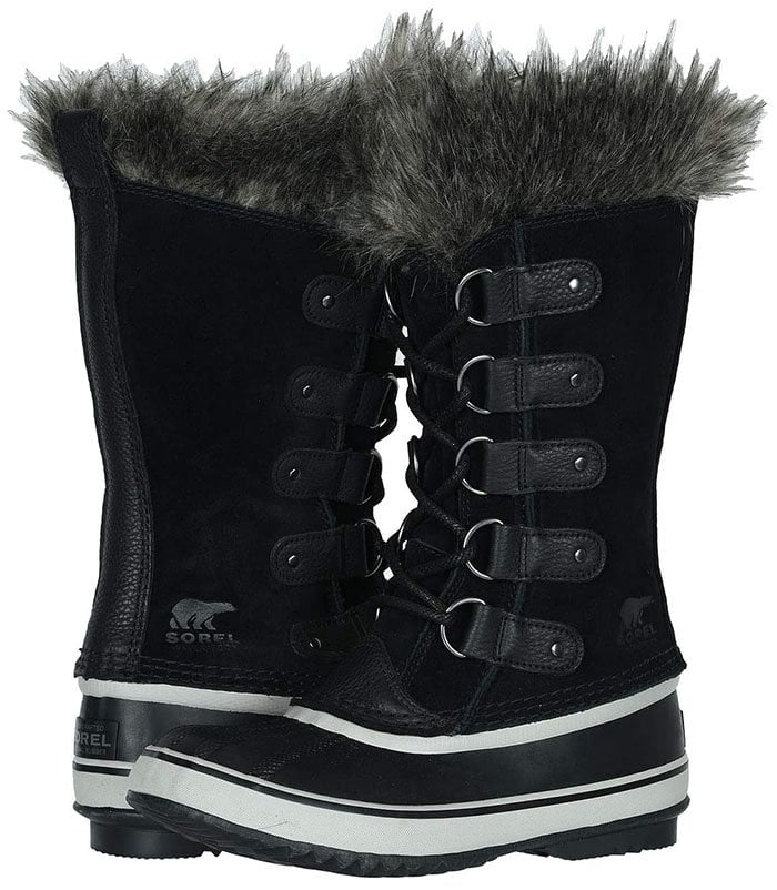 Stay warm this winter with the reliable comfort and style of the Sorel Joan of Arctic boot