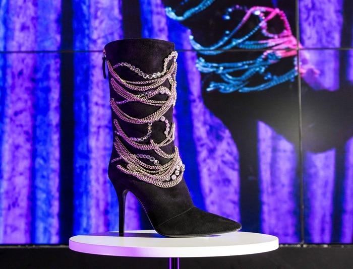 SHEENA knee high boots Giuseppe Zanotti