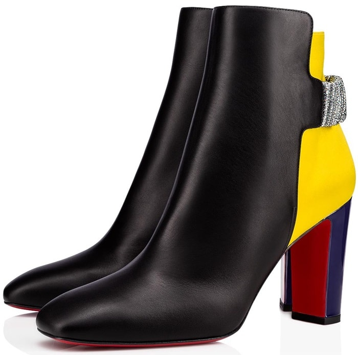 Inspired by the flexibility of a dance shoe, the Ecuyera boot combines elegance with modernity
