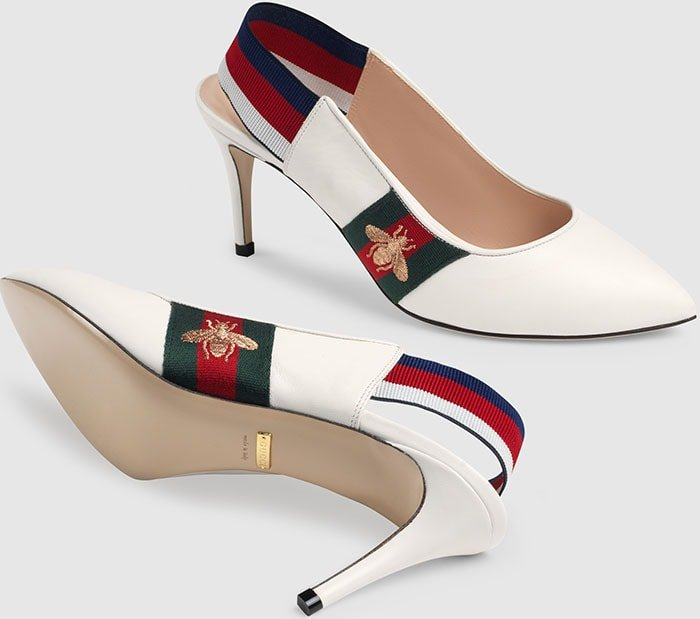 Get to know Gucci's iconic stripes