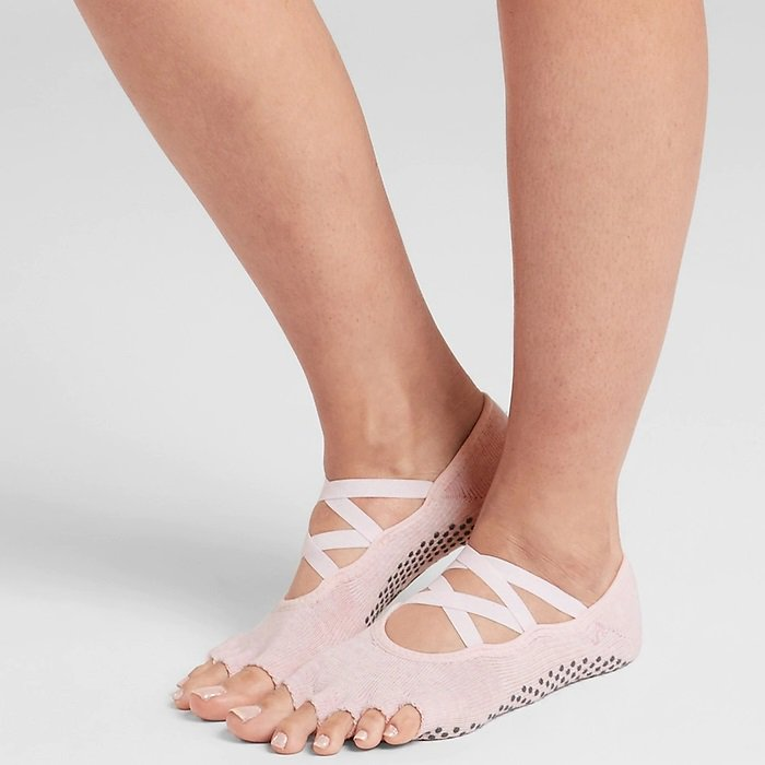 Grip Half Toe Elle by Toesox