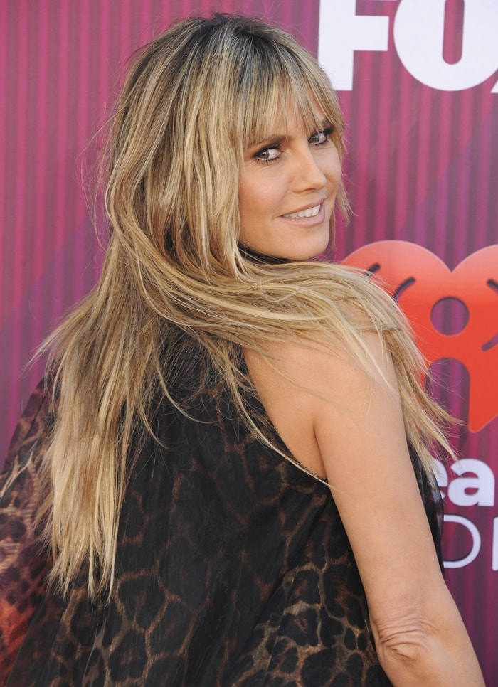 Heidi Klum will attend any kind of event that may contribute to her self-promotion or visibility