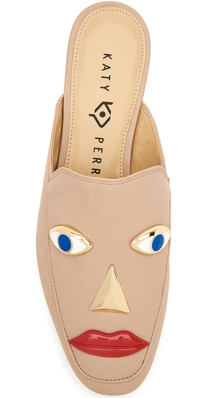 Katy Perry Rue Face Slip-On Loafers