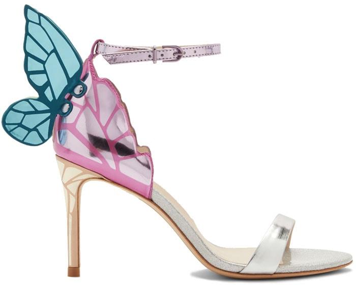 Sophia Webster 'Chiara' Mid-Heel Sandals