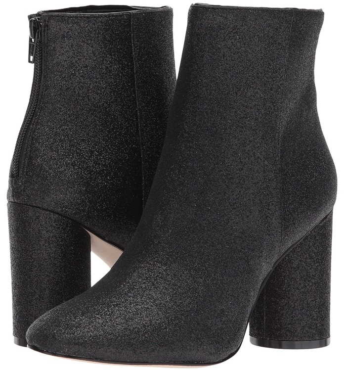 These booties will shine a spotlight on your always-stylish wardrobe