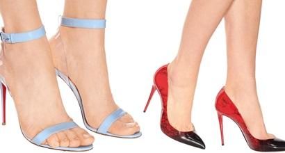 Christian Louboutin Mini Bout Pumps: Sandra Bullock's ...