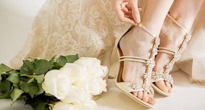179ca337628b Laney Embellished Jacquard Sandals in Floral Textile   Ivory Nude Satin