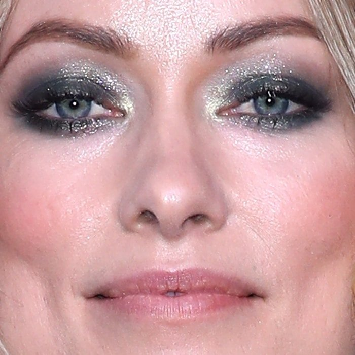 Known for her exotic eyes, Olivia Wilde was born with central heterochromia