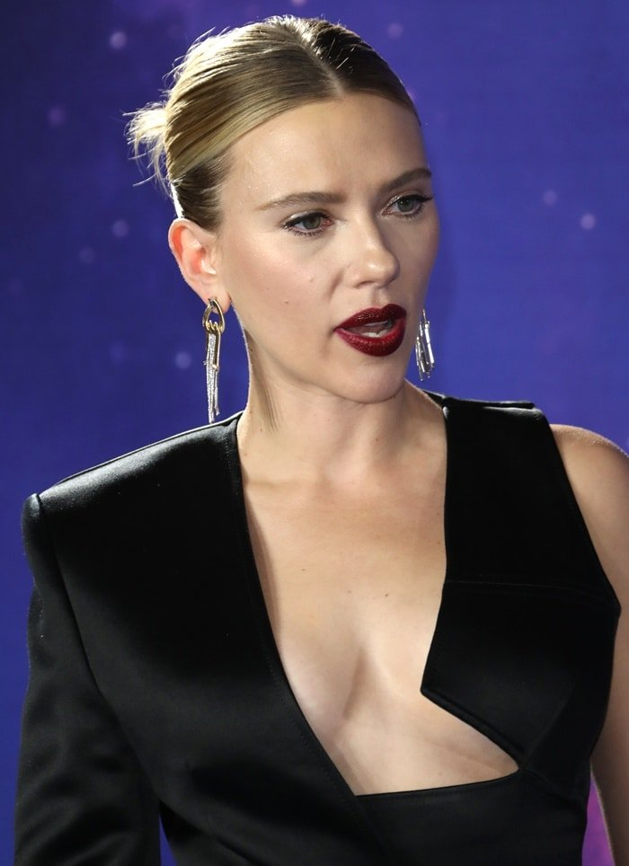 Scarlett Johansson spoke out against deepfake porn