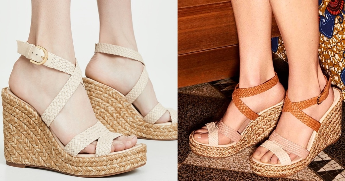 94417f31408 Bohemian Strappy Elsie Sandals With Artisanally Braided Finish