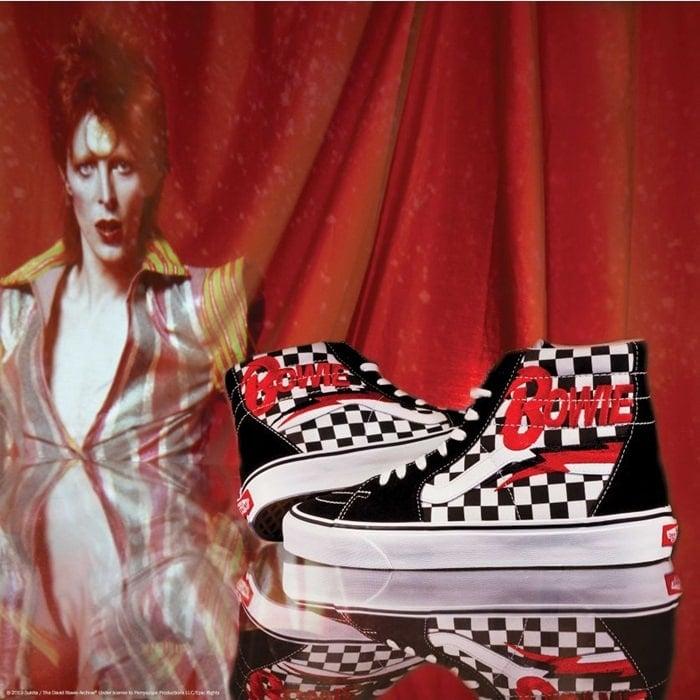 Vans x DB Sk8-Hi Sneakers