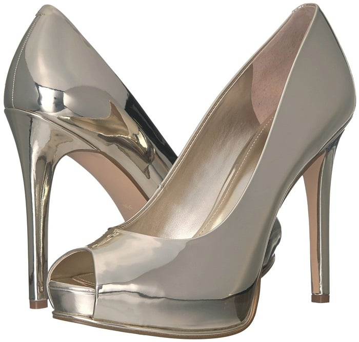The Honora platform pumps will add chic style to your business outfits or anything you pair them with