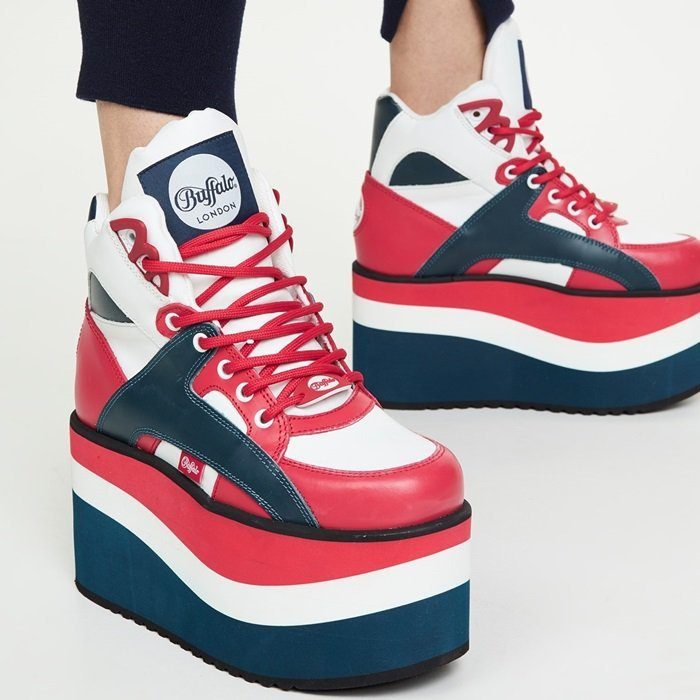 Modern Platform Clown Shoes