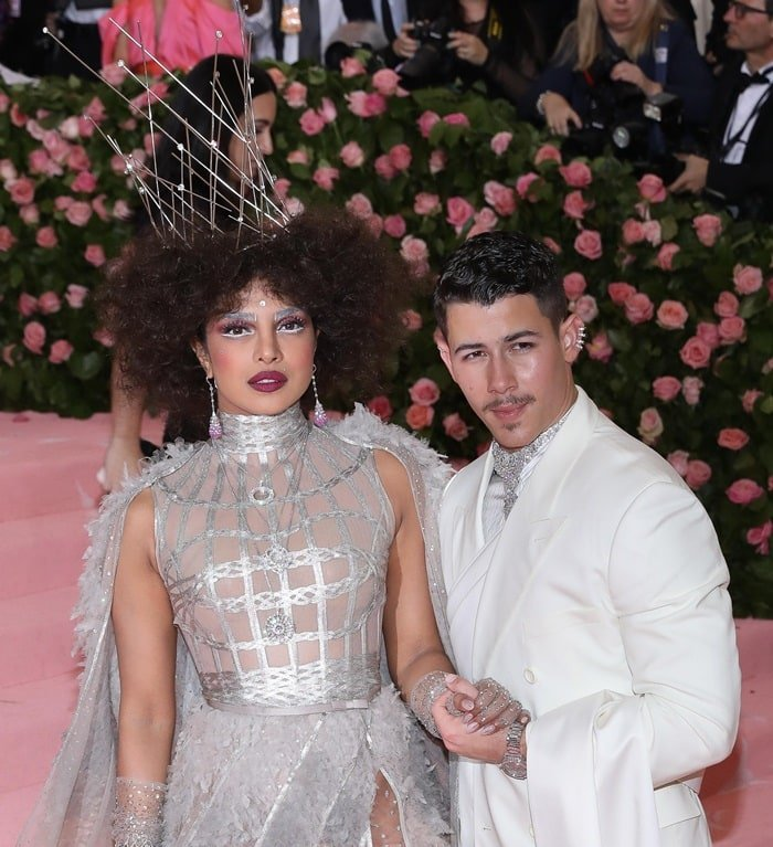 Nick Jonas and Priyanka Chopra arrived in style at the 2019 Met Gala