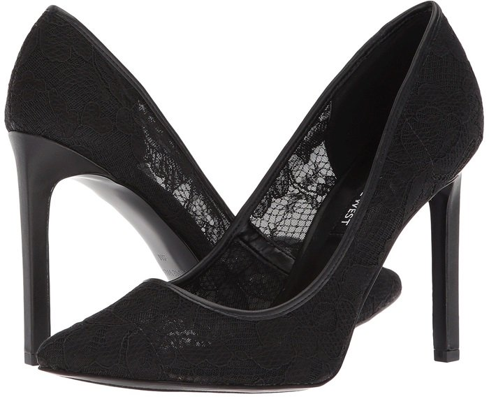 The posh and classic Nine West Tatiana pumps are sure to get you noticed in all the right ways