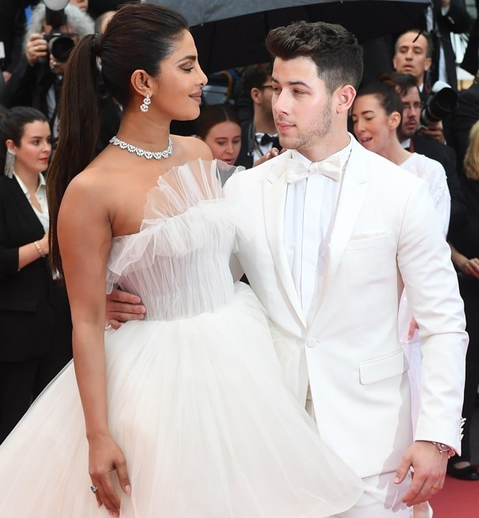 Priyanka Chopra and Nick Jonas proved their power couple status at the 2019 Cannes Film Festival