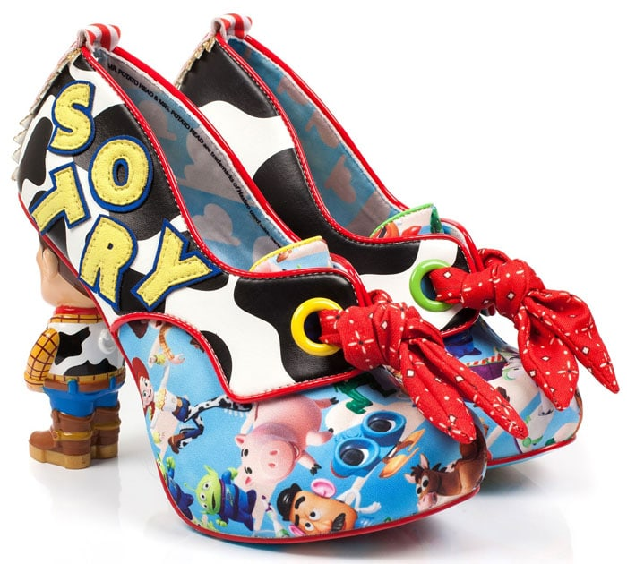 Irregular Choice You've Got a Friend in Me