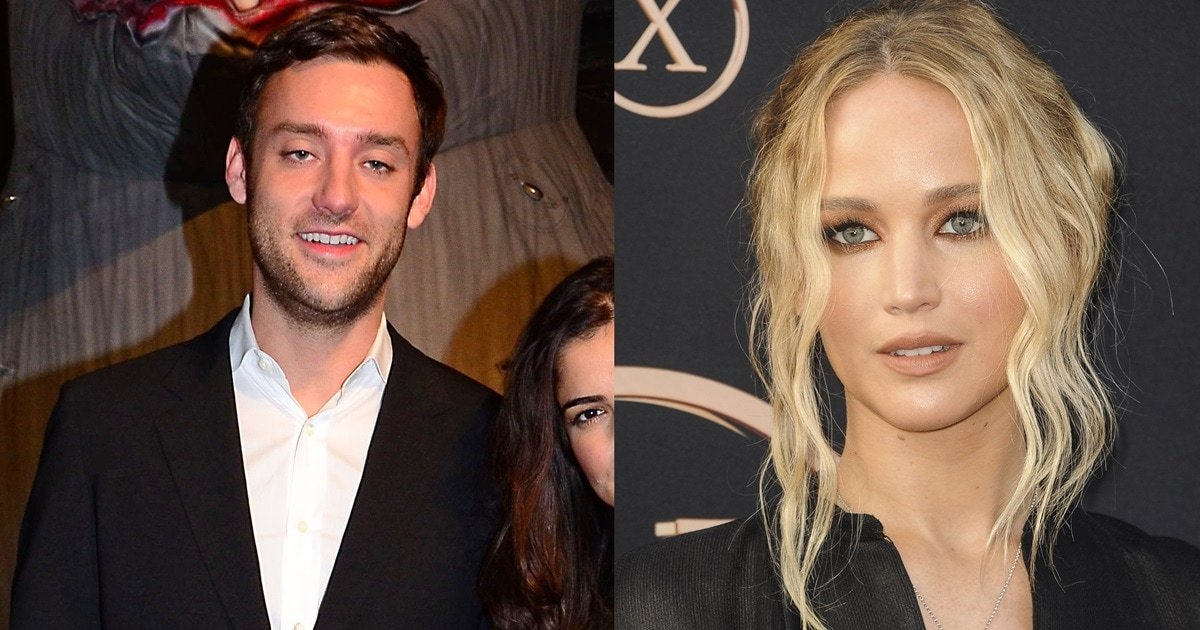 Who is dating jennifer lawrence 2020