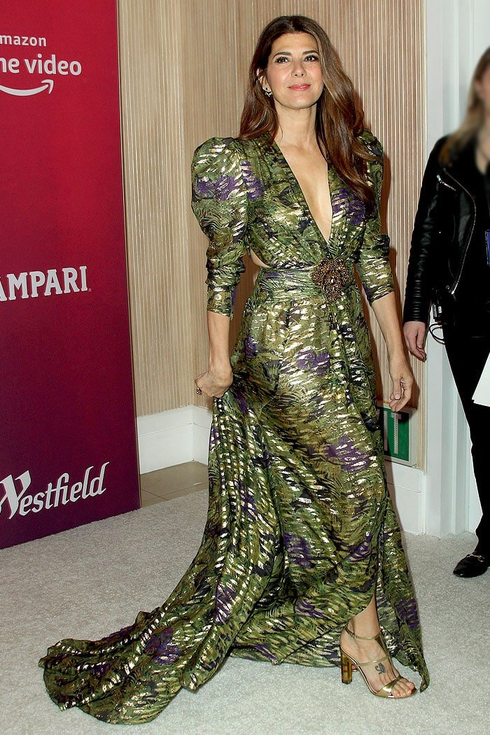 Marisa Tomei at the 21st Costume Designers Guild Awards