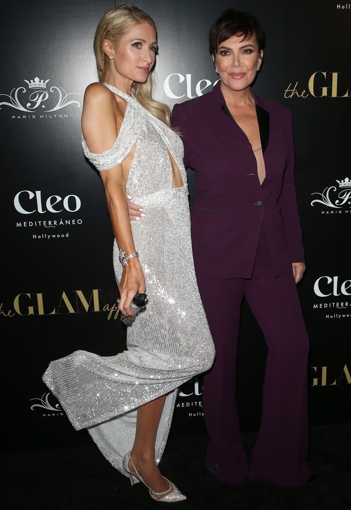 Paris Hilton considers Kris Jenner one of her aunts