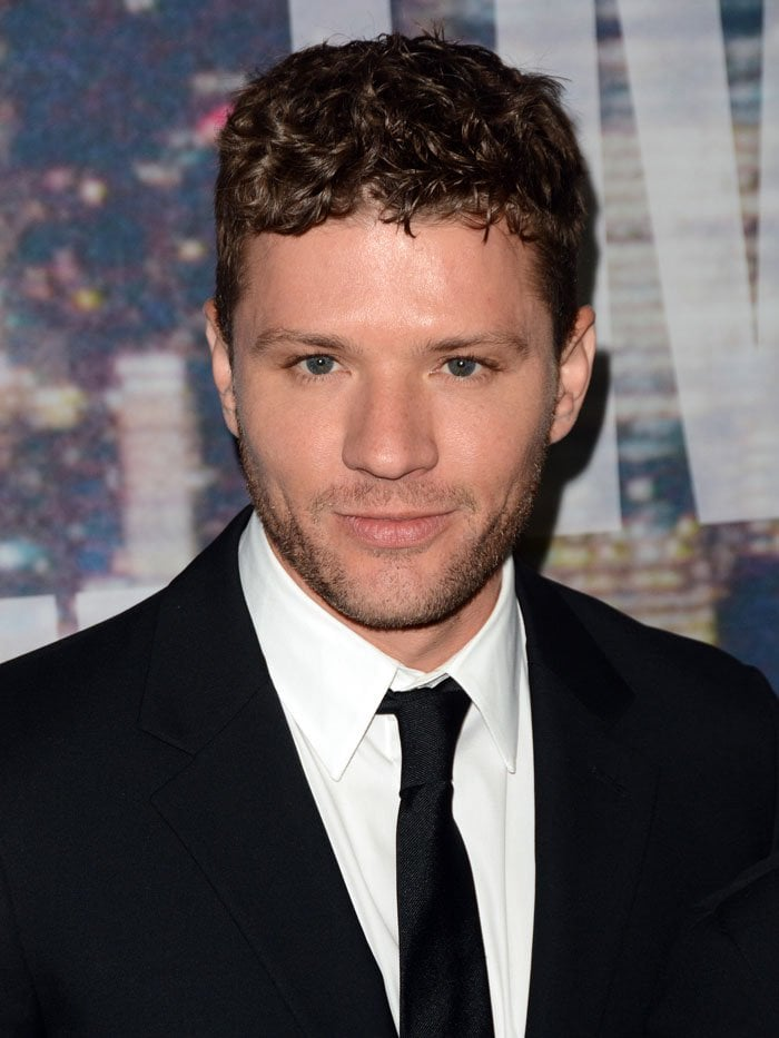Ryan Phillippe up close at the Saturday Night Live 40th Anniversary Special