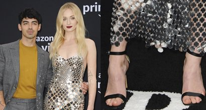 sophie turner's sexy feet, hot nude legs and net worth