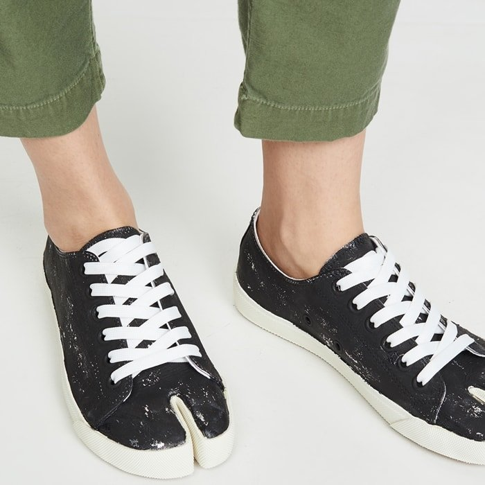Camel Toe Sneakers