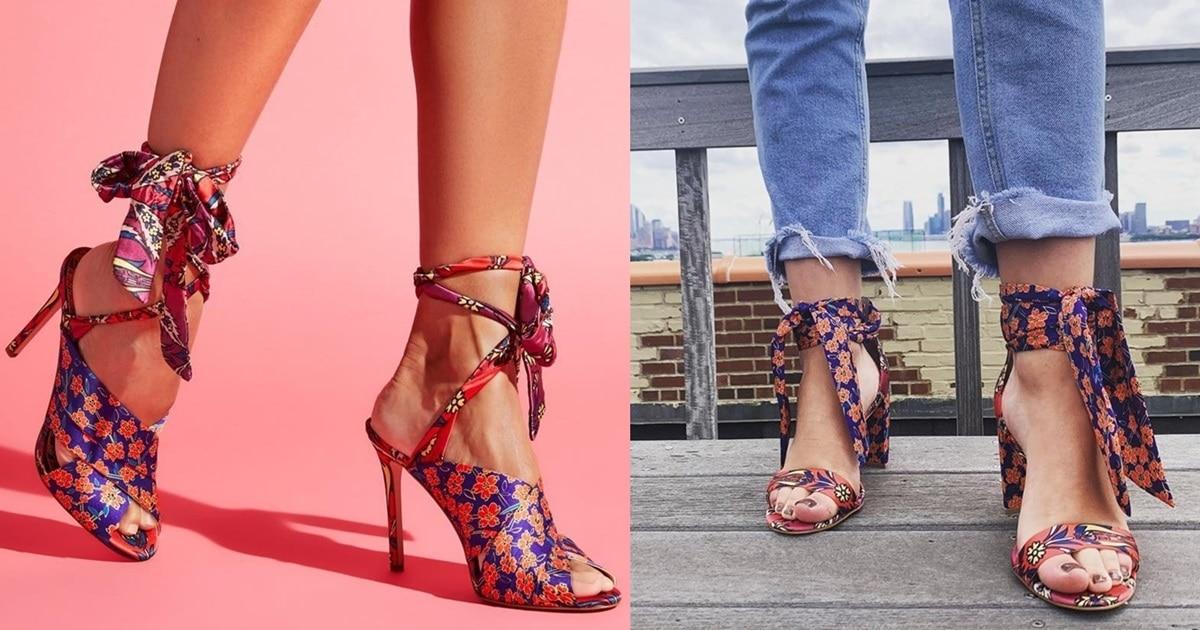 Adorable Narella Divene And Jestella Sandals In Vivacious