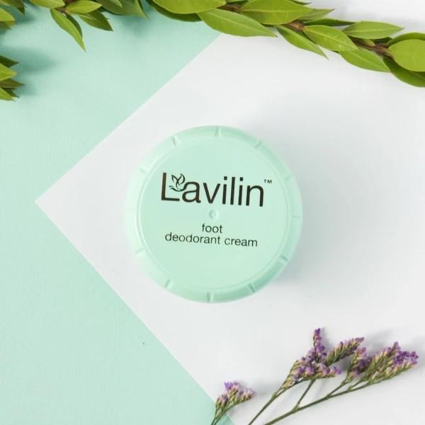 Lavilin Foot Care Award-Winning Foot Deodorant Cream