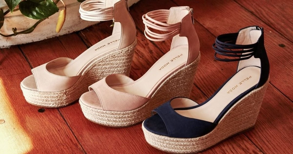 Best Espadrille Wedge Sandals For Summer 2019 In 3 Great