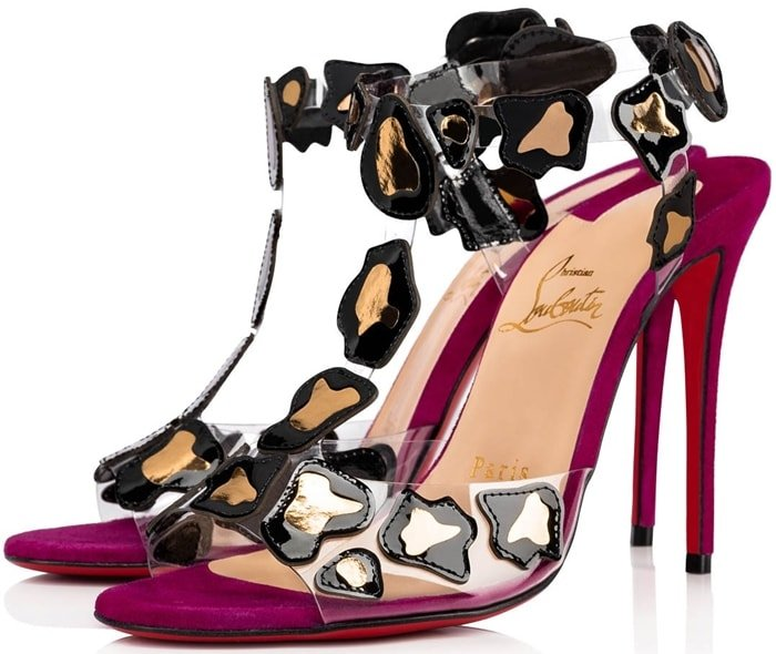 Christian Louboutin Parsemis Red Sole Sandals