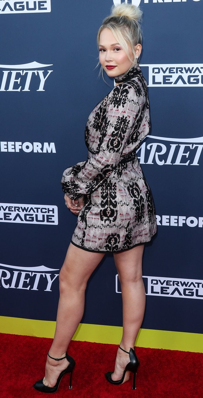 Kelli Berglund is known from the Disney XD series Lab Rats and its spinoff Lab Rats: Elite Force
