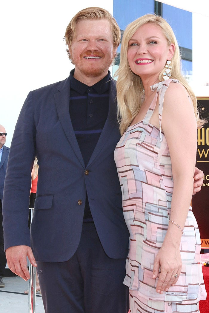 Kirsten Dunst and Jesse Plemons engaged