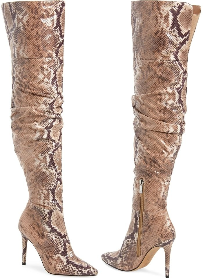 Jessica Simpson Ladee Over the Knee Boots