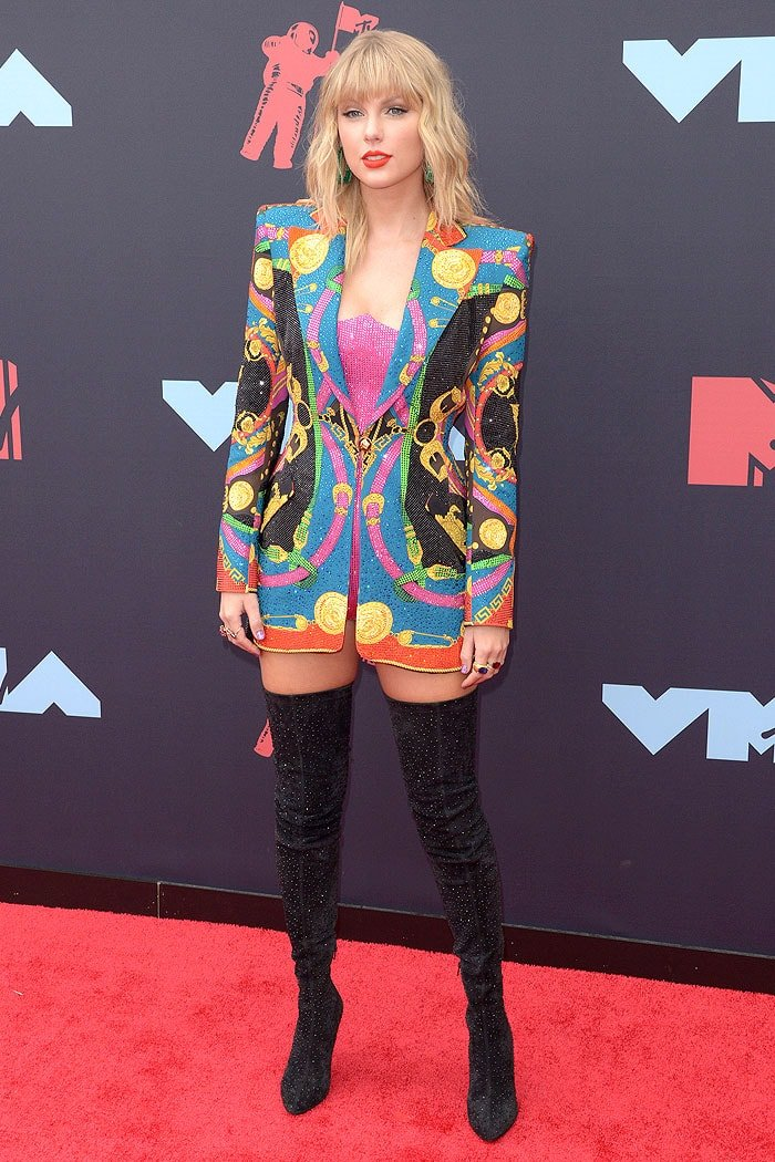 Taylor Swift at the 2019 MTV Video Music Awards