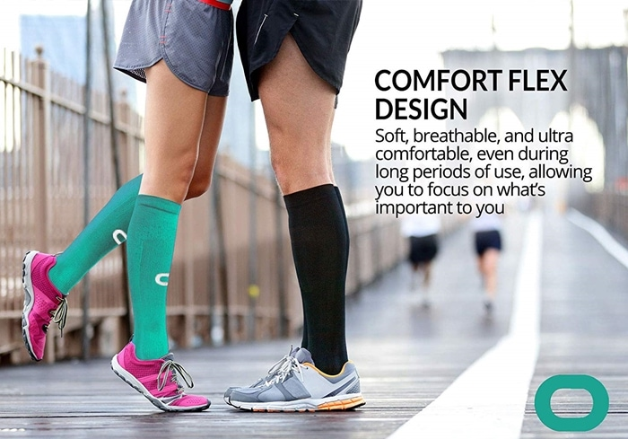 Crucial Compression Socks for Men & Women