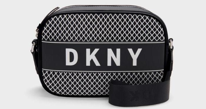 Ebony Mesh Camera Bag