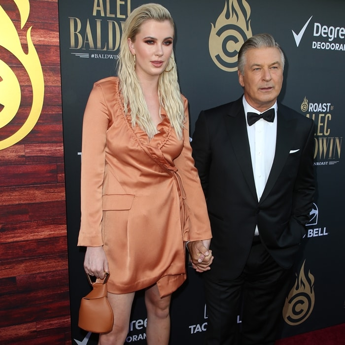 "Ireland Baldwin called her father Alec Baldwin ""the guy from like, half of my birthday parties"""