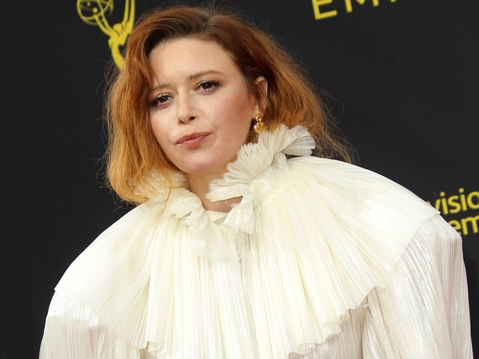 Natasha Lyonne channelled The Hunchback of Notre Dame at the 2019 Creative Arts Emmy Awards