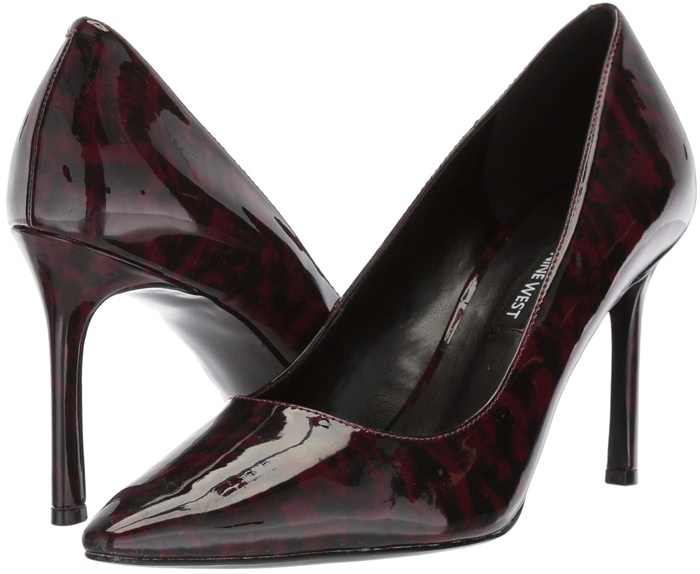 Show off your timeless look in the must-have Emmala pointed-toe pump